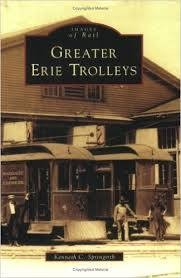 Greater Erie Trolleys (Pennsylvania) Images of Rail