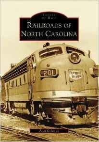 Railroads of North Carolina 10% off