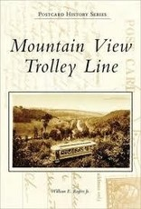Mountain View Trolley Line (Postcard History Series)