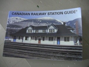 Canadian Railway Station Guide