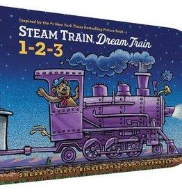 Steam Train, Dream Train 1-2-3