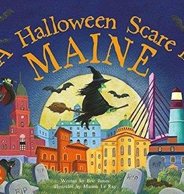 Halloween Scare in Maine