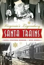 Virginia's Legendary Santa Trains