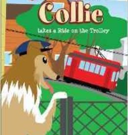 Ollie The Collie Takes a Ride on the Trolley