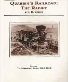 Quabbin's Railroad V1 The Rabbit