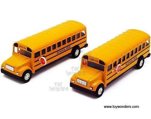 "5"" Yellow School Bus DC"