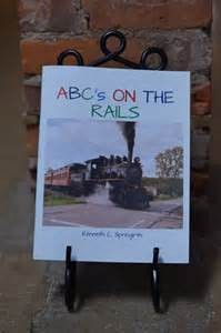 ABC's on the Rails - Signed by the Author
