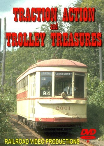 Traction Action and Trolley Treasures SOLD AT COST