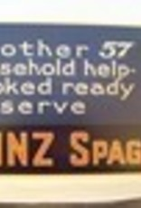 Heinz Spaghetti
