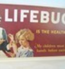"Lifebouy Soap ""Is the Health Soap"