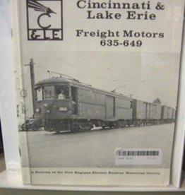 Cincinnati & Lake Erie Freight Motor 648