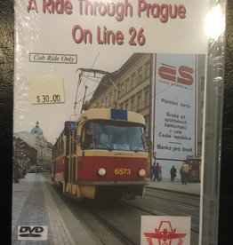 Ride Thru Prague Line 26