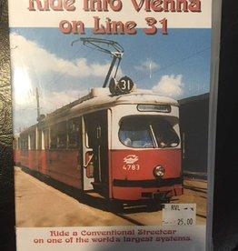 Ride into Vienna on Line 31