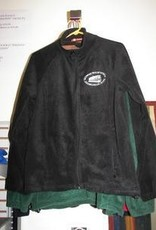 Fleece Jacket - Black - X-Large
