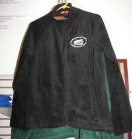 Fleece Jacket - Black - X-Large