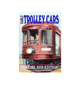 Early Trolley Cars