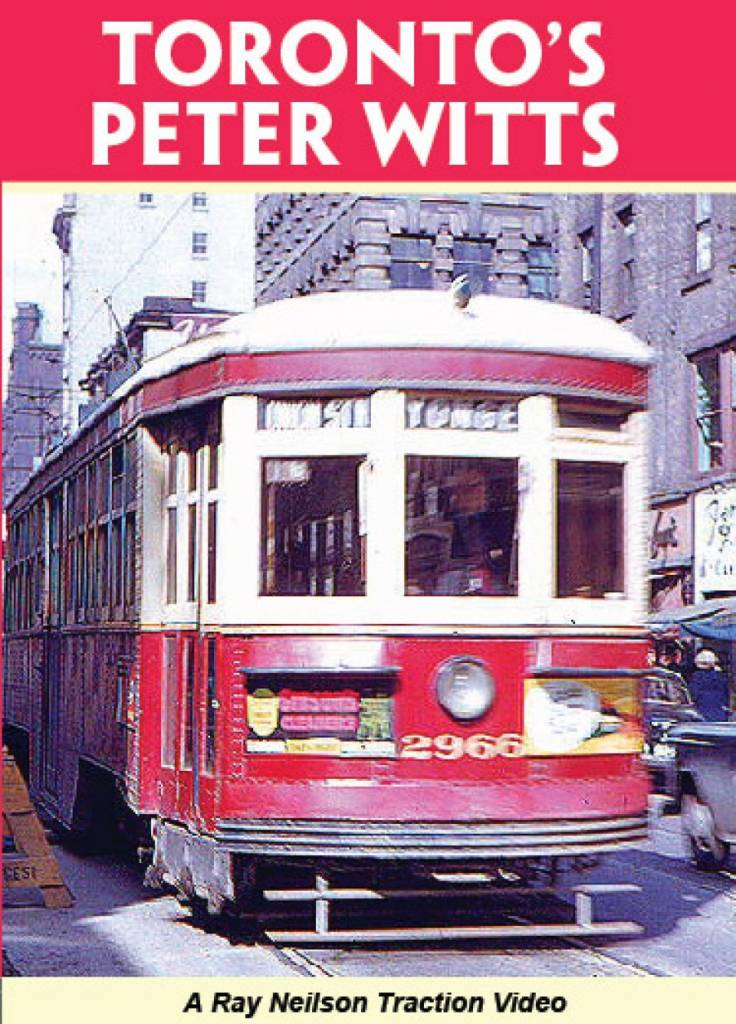 Toronto Peter Witts SOLD AT COST