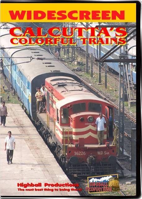 Calcutta's Colorful Trains $30.00 OFF SOLD BELOW COST