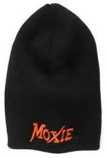 Moxie Black Knit Hat