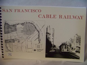 San Francisco Cable Railway Recording Project Book (Spiral Bound)