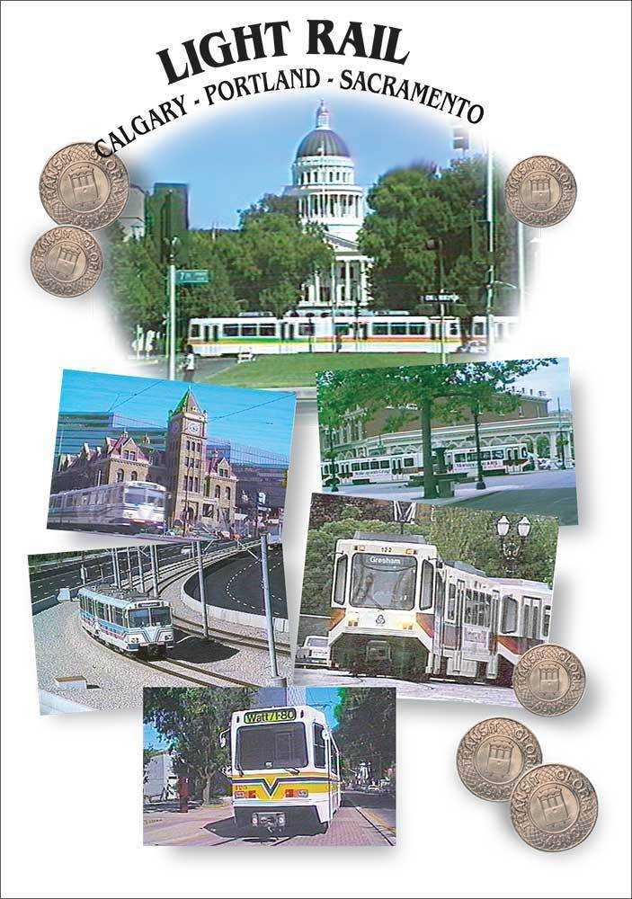 Light Rail Panorama  SOLD AT COST