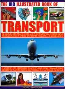 The Big Illustrated Book of Transport