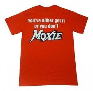 Moxie Got It Orange Tee