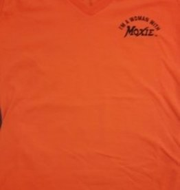 I am a Woman with Moxie Ladies Tee