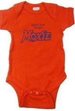 Moxie Onesie Orange