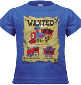 Wanted Toddler Shirt