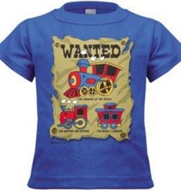 Wanted Toddler Shirt