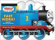 THOMAS & FRIENDS: Fast Work! Storybook & Seek-and-find Activities