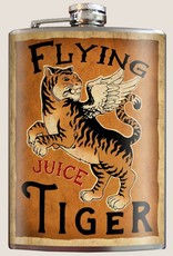 Flying Tiger Flask