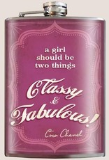 Classy & Fabulous Flask