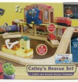 Calley's Rescue Set w/ lights and sound Chuggington  $50.00 OFF!!