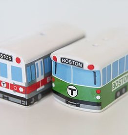 Boston MBTA Shakers