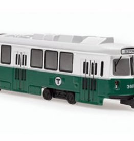 Boston MBTA Green line Trolley Car