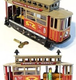 San Francisco Cable Wind-Up Toy