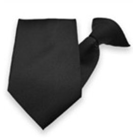 "20"" Uniform Tie Black"