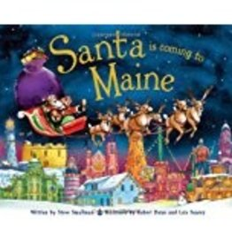 Santa is Coming to Maine