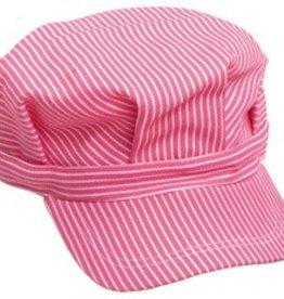 Adult Pink Engineer Hat STM Logo