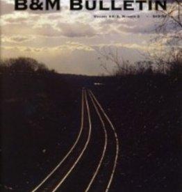 B & M Bulletin Vol     FALL