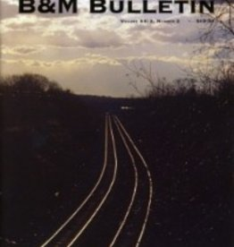 B & M Bulletin Vol XXIX,4  FALL 2016