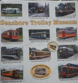 Trolley Scarf - Custom STM