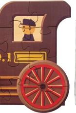 Train Engine Puzzle No 1