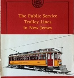 The Public Service Trolley Lines in New Jersey