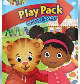 Daniel Tiger's Neighborhood Play Pack Grab & Go