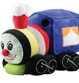 Cuddle Zoo Train Pillow - Butch