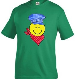 Engineer Smiley Face Toddler Tee