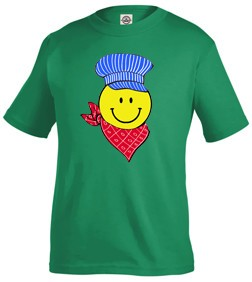 Engineer Smiley Face Tee